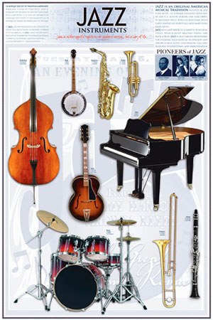 the history of jazz music. Black Bedroom Furniture Sets. Home Design Ideas